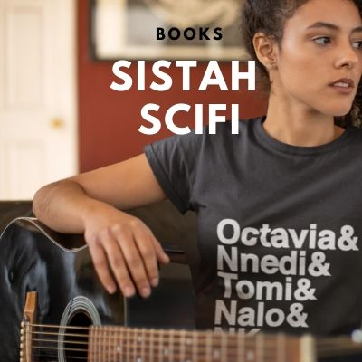 BOOKS black owned businesses sistah scifi